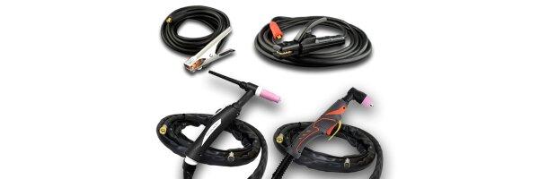 Torches et câbles de soudage