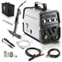 Soudeuse MIG 200 ST IGBT avec alimentation synergique du...