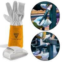 TIG fingers / protection thermique pour les gants de soudage