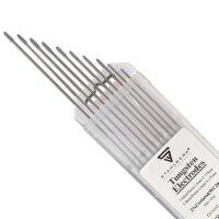 Electrodes en tungstène WC20 gris 5 x 1,6 mm + 5 x...