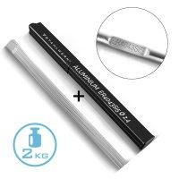 STAHLWERK Baguettes à souder ER4043Si5 Aluminium...