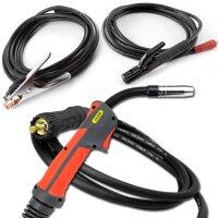 Poste à souder MIG 175 ST IGBT avec alimentation synergique du fil et 175 ampères réels - Equipement complet