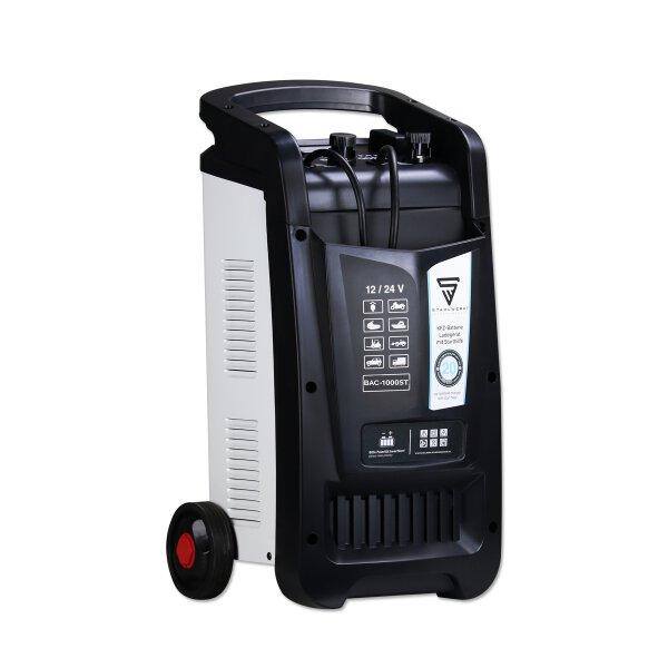 Chargeur de batterie STAHLWERK BAC-1000 ST