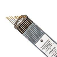 10 x TIG Electrodes de soudage au tungstène 2,4 x...
