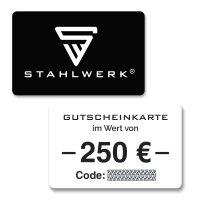 STAHLWERK Gutschein 250 €