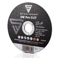 Disque de coupe SW Pro Cut Ø 125, jeu de 25