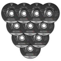 Meule/ disque abrasif SW Pro Grind Ø125 mm jeu de 10