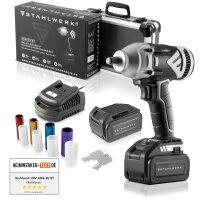 STAHLWERK Reifenwechsel-Set Pro bestehend aus Wagenheber,...
