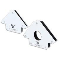 2 × Angle de soudage magnétique 11,3 + 34 kg...