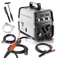 Poste à souder MIG 175 ST IGBT avec alimentation synergique du fil et véritable 175 ampères
